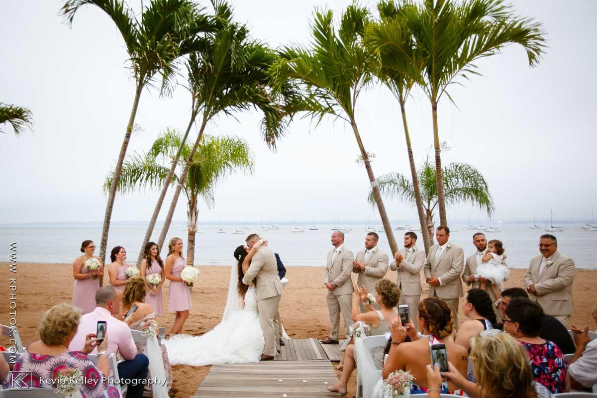 Anthony S Ocean View Wedding Ceremony Ocean View Wedding Connecticut Wedding Photographers Connecticut Wedding
