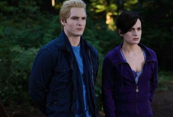 Peter Facinelli and Liz Reaser aka Carlisle Cullen and Esme Cullen in Twilight Eclipse!