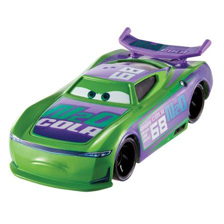 Disney Pixar Cars 3 Next Gen N2o Cola 68 1 55 Scale Die Cast