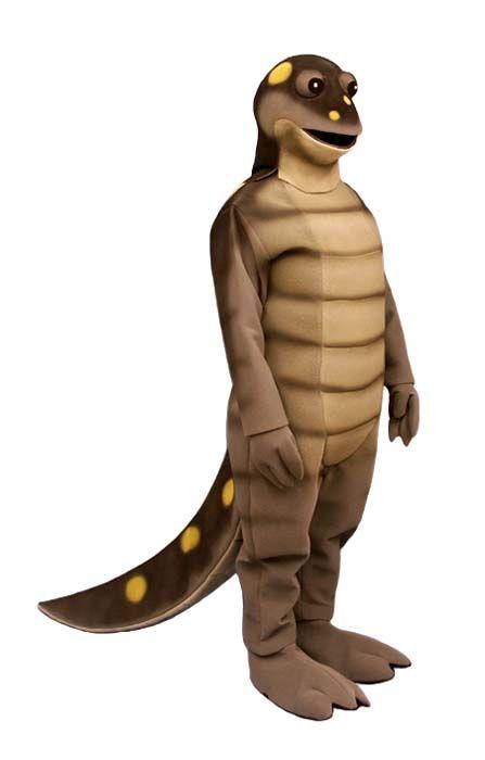 Salamander Costume