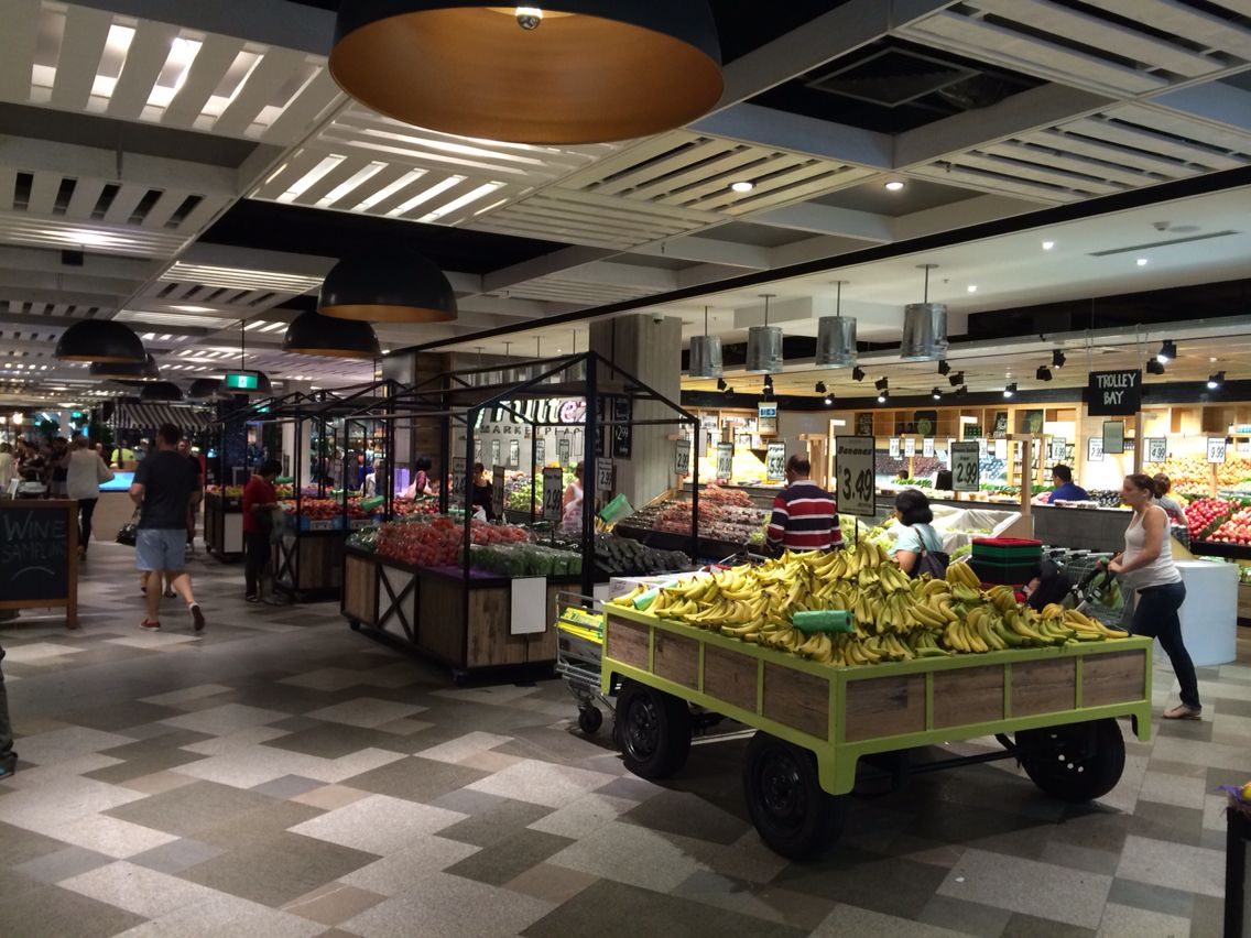 Burwood Food Market