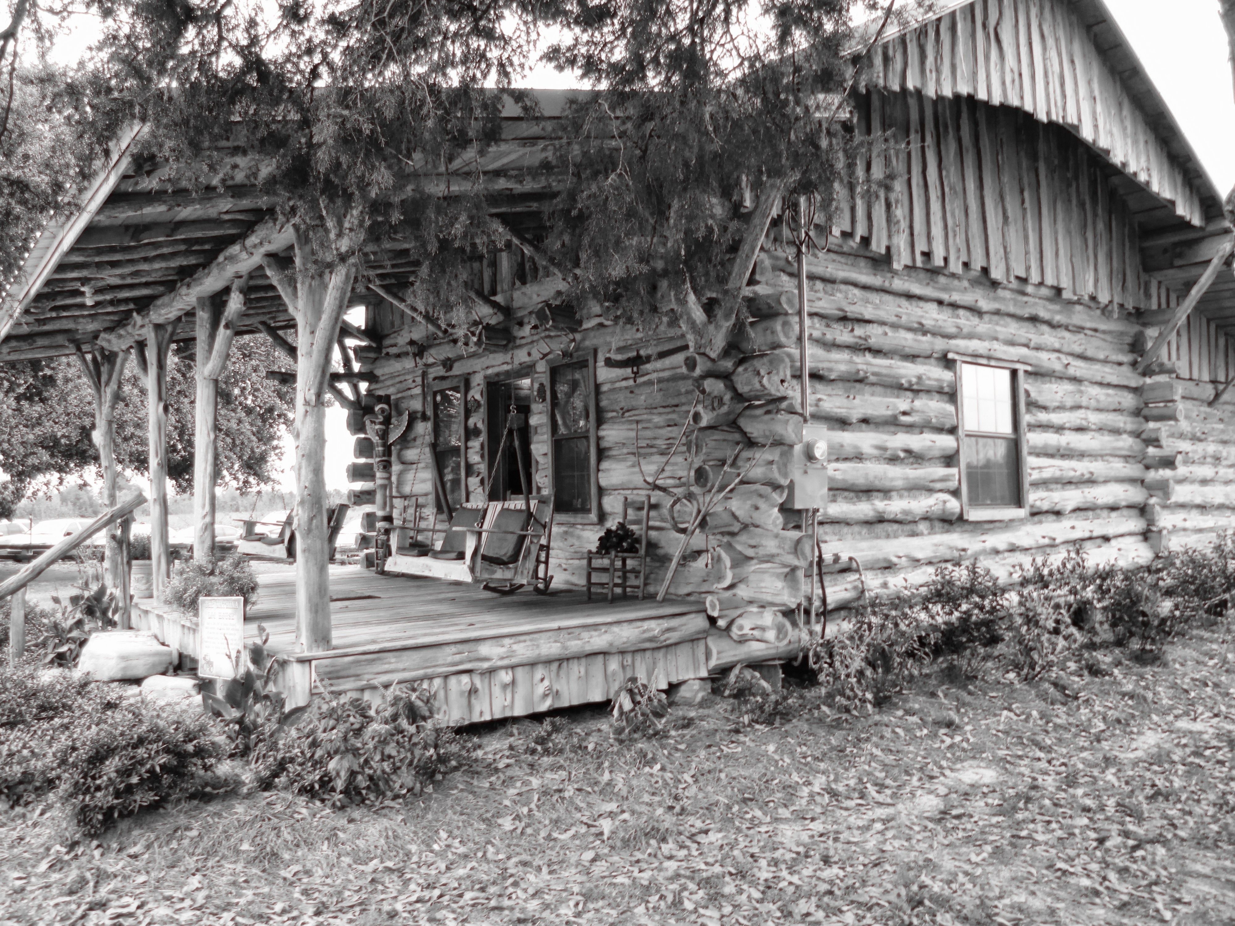in tubs front restoration real hot cabin a hocking hills with the is secluded retreat louisiana cabins log