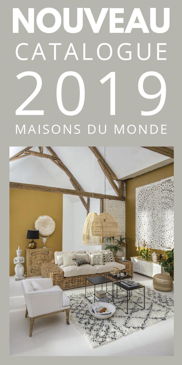 Catalogue Maisons du Monde : 10 Tendances Déco Printemps Été 10