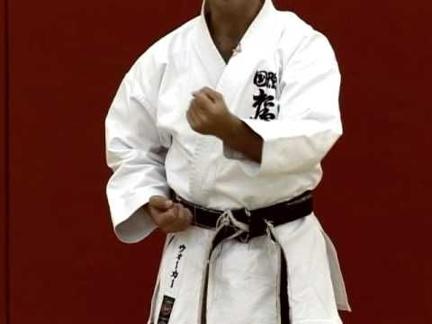 Basic Karate Blocks Part 1 Shotokan Karate Karate Kata Shotokan Karate Kata