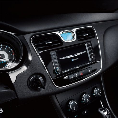 Chrysler Uconnect Access System Keeping Drivers Informed