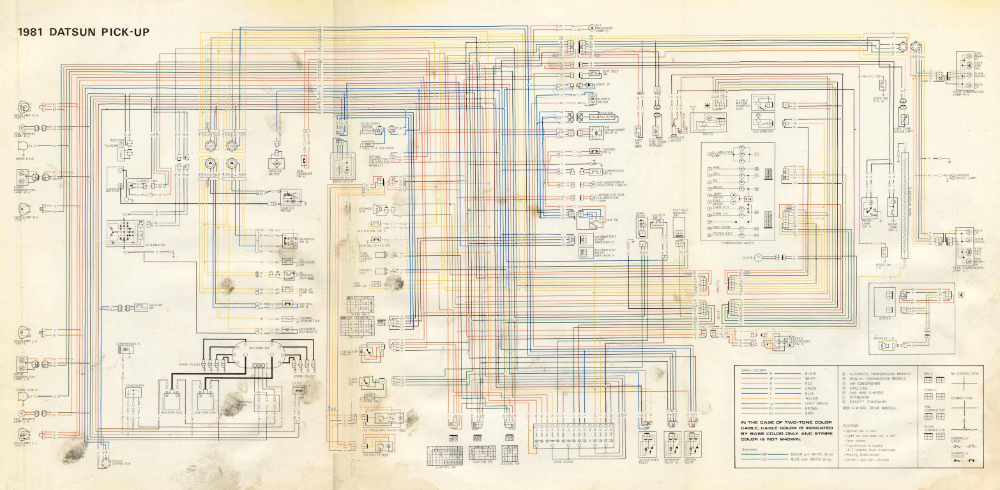 [DIAGRAM_1JK]  1984 nissan 720 wiring diagram - Google Search en 2020 | Autos y motos,  Autos | 1984 Audi Quattro Wiring Diagram |  | Pinterest