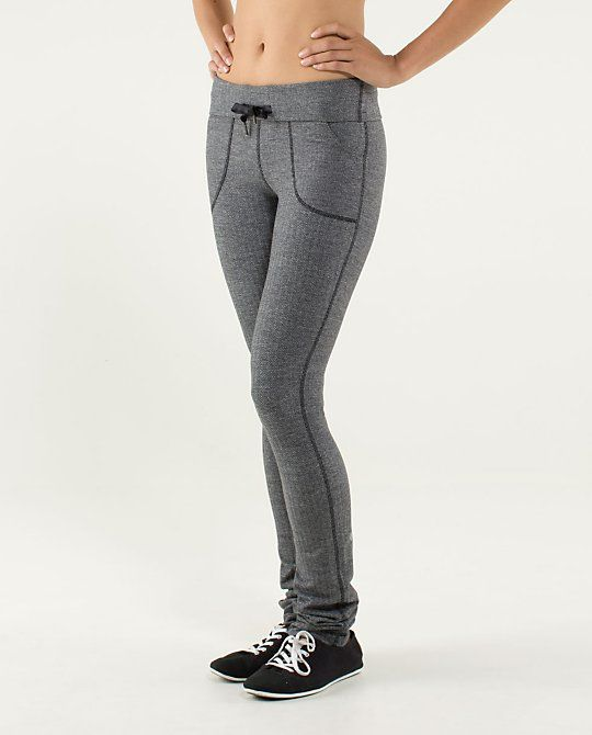 63986797be4bdd Lululemon Skinny Will Pant, herringbone. size 4. paid retail $98 ...