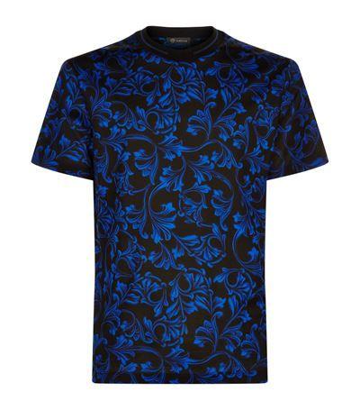 VERSACE Baroque Print T-Shirt. #versace #cloth #