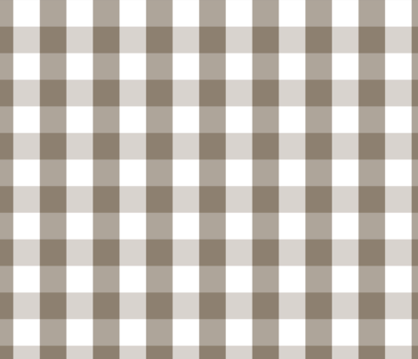 Colorful Fabrics Digitally Printed By Spoonflower Mulch Brown Gingham Check Plaid Fabric Wallpaper Iphone Wallpaper Tumblr Aesthetic Gingham Fabric