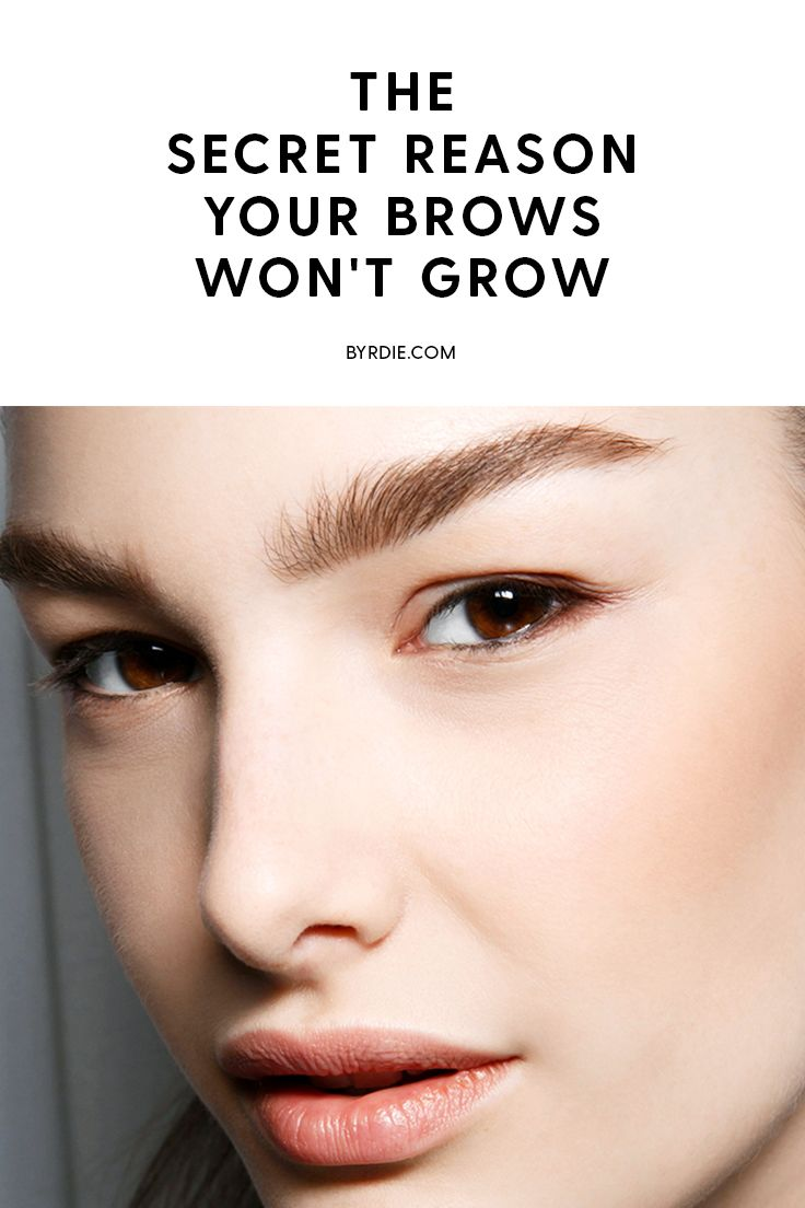 10 Little Known Facts About Your Brows Tips Tricks Pinterest
