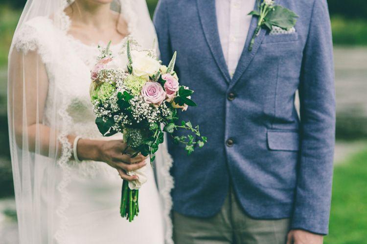Charlie Brear Elegance and Green Polka Dot Glamour for a Laid Back Wedding on the Family Farm | Love My Dress® UK Wedding Blog