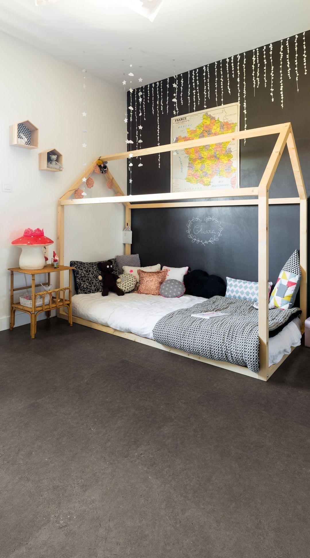 Kids Bedroom Vinyl Flooring smoked concrete camaro luxury vinyl tile flooring, featured in