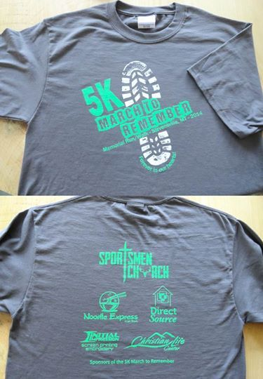 f4f83e6393 memorial run t shirt - Google Search Tee Shirt Designs, Running Shirts,  Spirit Wear