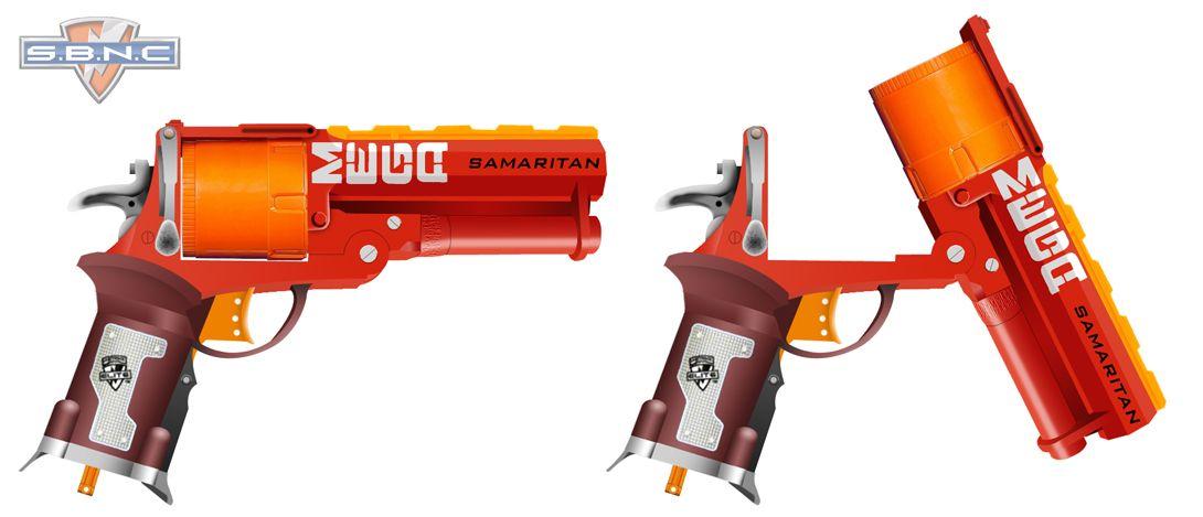 New Nerf Guns 2015 Mega | www.pixshark.com - Images ...