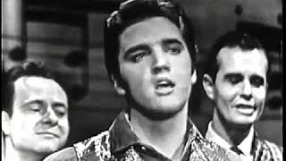 Six full songs by Elvis Presley taken from 1950's TV appearances & film clips - YouTube