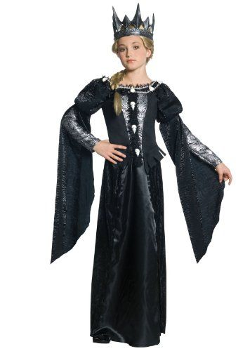 Evil Queen Ravenna costume for tweens #1 Evil Queen Ravenna - halloween costume ideas for tweens