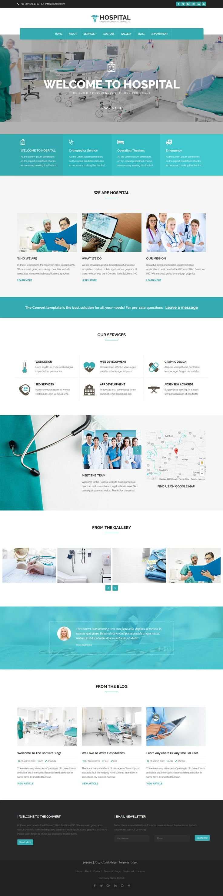 Convert is a professionally design #Bootstrap theme for multipurpose #medical #hospital website with 150+ valid HTML files, 20+ stunning homepage examples download now➝ https://themeforest.net/item/convert-html-responsive-multipurpose-site-template/16821508?ref=Datasata