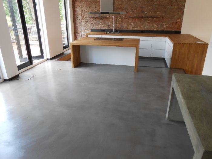 cementgebonden gietvloer  Google zoeken  uitbouw keuken