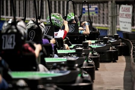 Go Karts Atlanta Ga >> Andretti Indoor Karting And Games 11000 Alpharetta Highway