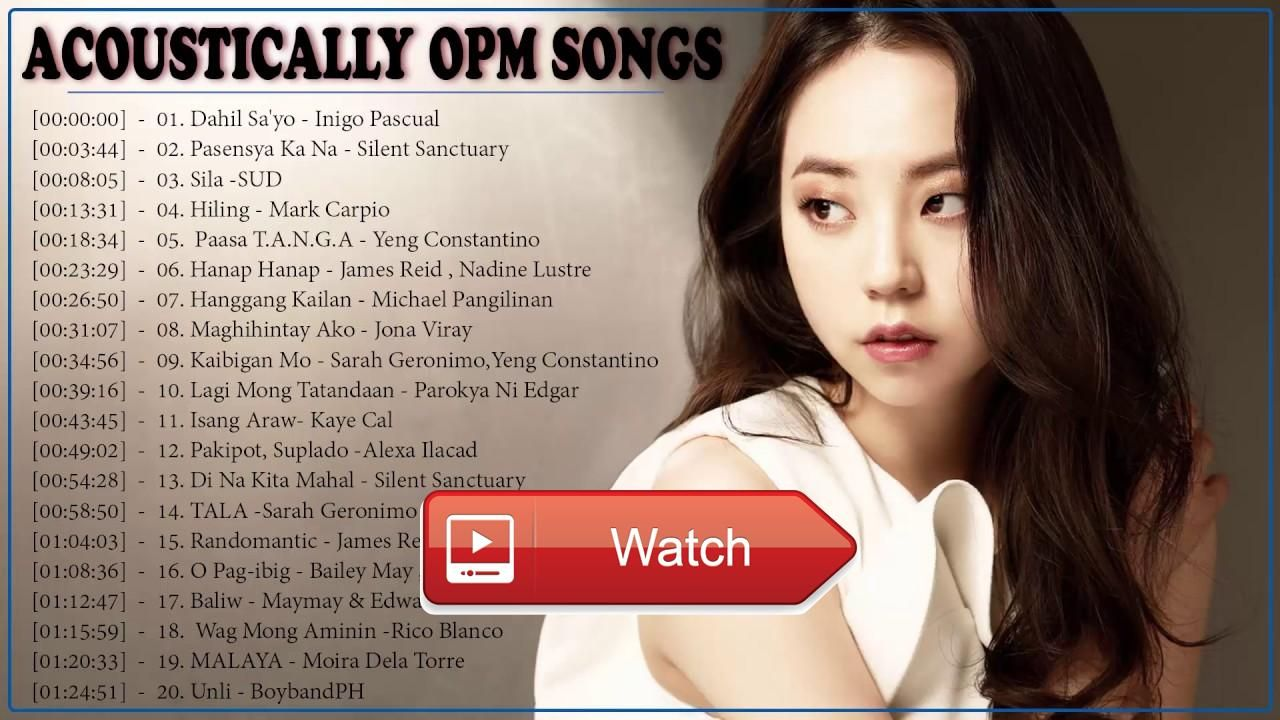 Opm love songs tagalog free download | Tagalog Love Songs 2019
