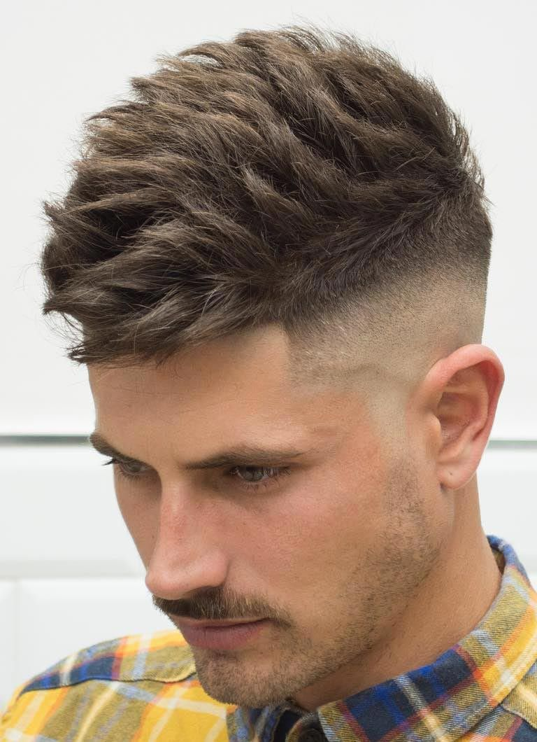 40 Textured Men S Hair For 2020 The Visual Guide Mens Hairstyles Short Undercut Hairstyles Cool Short Hairstyles