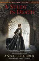 Book cover of A study in death