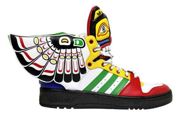 Jeremy Scott Adidas Shoes 2018