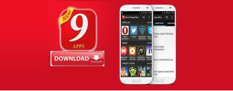 9apps fast download install games free APK app latest new