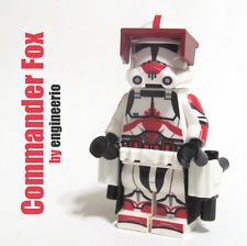 LEGO Star Wars Clone Commander Fox 7681