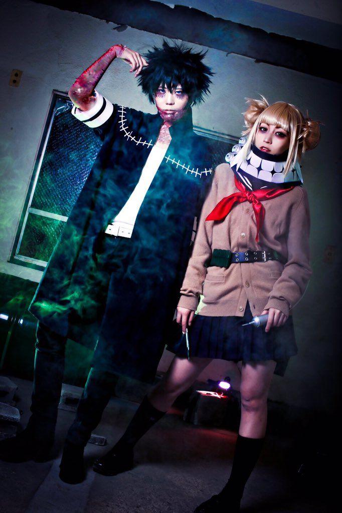 こむぎ On Cosplay Himiko Toga Pinterest Cosplay Epic