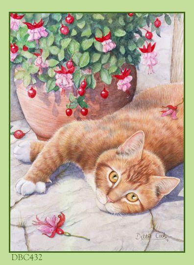 Ute S Bilderwelt L Diere Alle Soorte Prentjies Katzen Kunst
