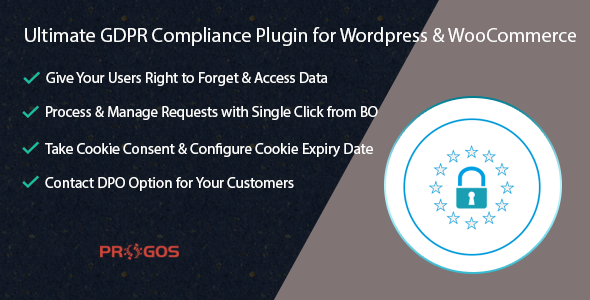 Ultimate GDPR Compliance Plugin for Wordpress