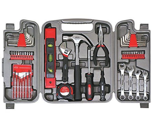 Deals Discounts You Can Snag On Amazon Now Household Tools Hand Tool Sets Hand Tool Kit