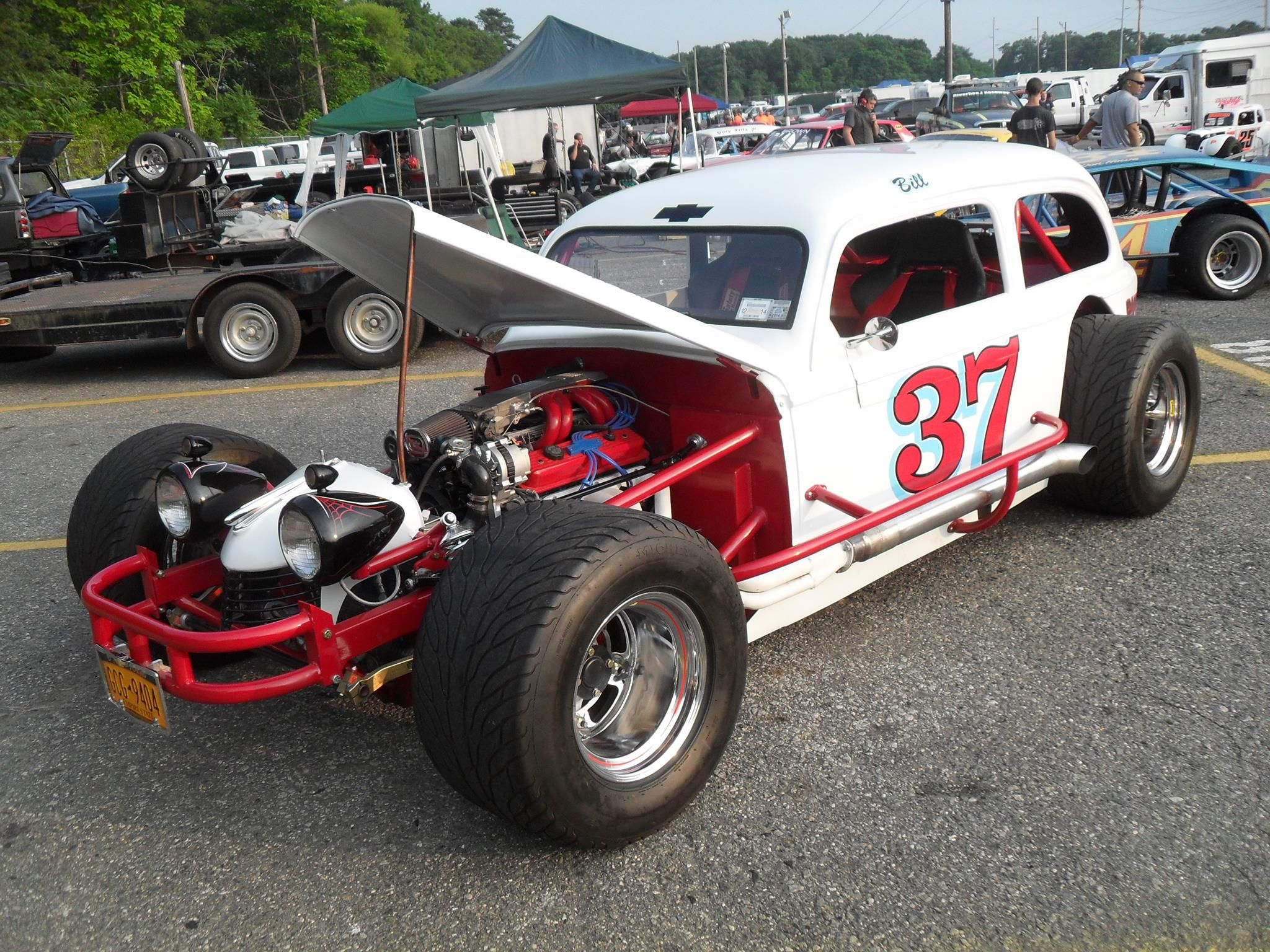 Needs modified midget racing chassis MOM Hot