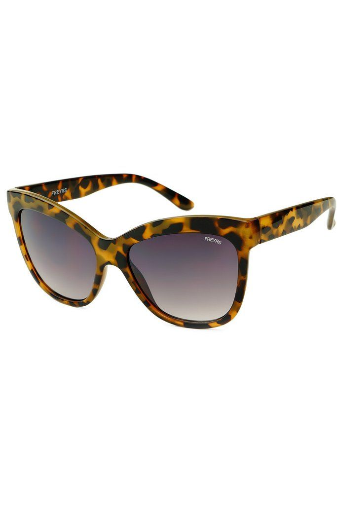 These tortoise cat eye frames are a perfect mix of old and new with ...