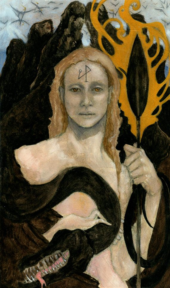 Image result for 6 of wands tarot mary el