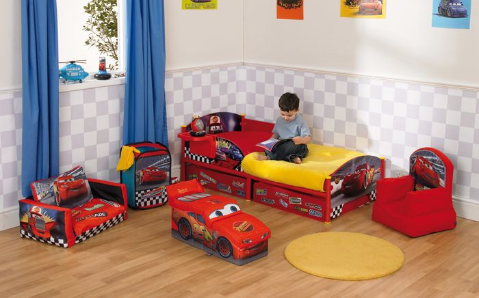 Nice Disney Cars Bedroom Furniture Awesome Design