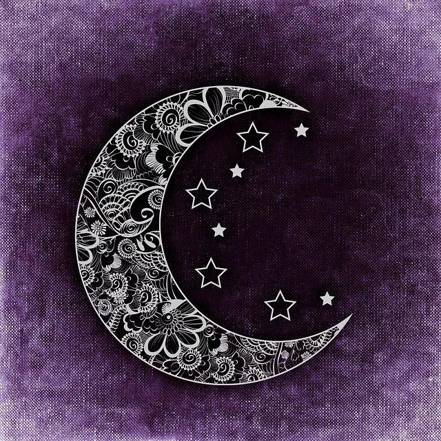 Free Image on Pixabay - Moon, Star, Abstract | tattoos ...