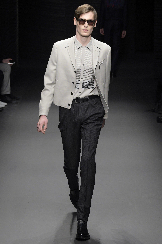Salvatore Ferragamo Fall 2017 Menswear Fashion Show Menswear Jackets Men Fashion Stylish Mens Fashion