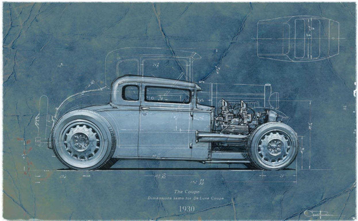 Pin by von kreepo magnifico on concepts and renderings pinterest the blueprint coupe chris piscitelli malvernweather Gallery