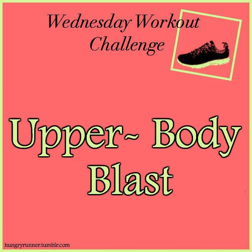Wednesday Workout Challenge Try This Awesome Upper Body Routine For Ripped Arms