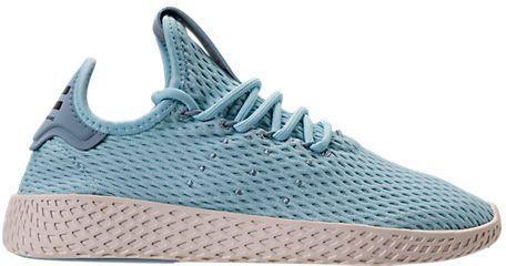 official photos 1ee2c 35141 adidas Boys  Grade School Originals Pharrell Williams Tennis HU Casual Shoes