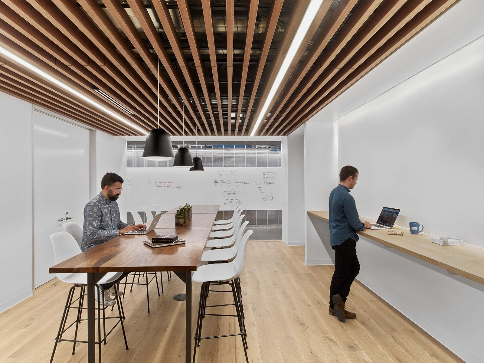 a tour of hbo s cool new seattle office seattle design firms and