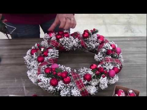 Photo of TUTORIAL: HOW TO MAKE A CHRISTMAS GARLAND (with berries and … orange balls)