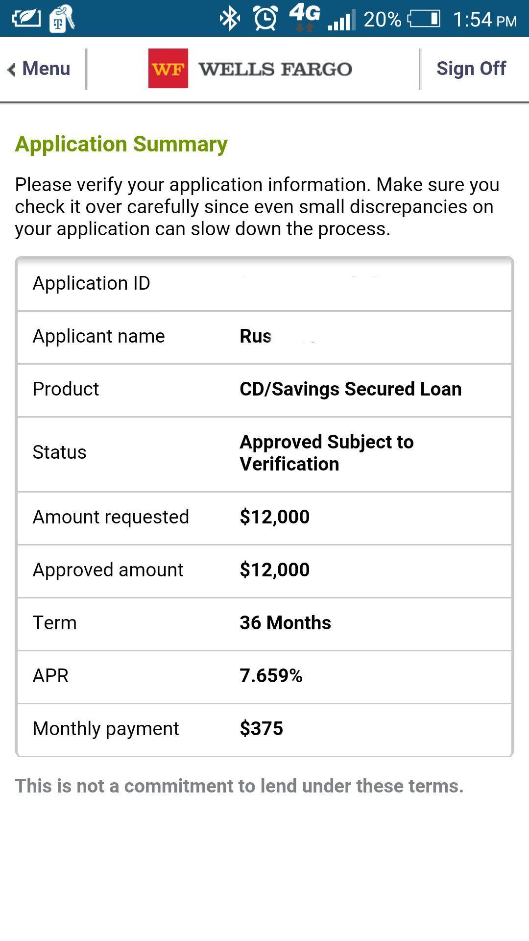 Wells Fargo Payday Loan >> Wells Fargo Personal Loan Credit Requirements