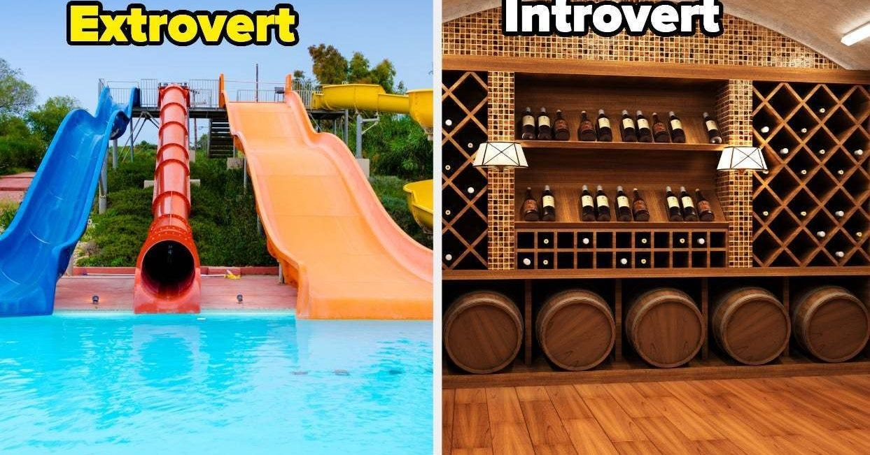We Know If You're An Extrovert, Introvert, Or Ambivert