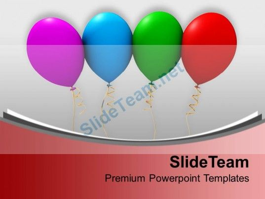 Colorful balloons birthday party powerpoint templates ppt themes colorful balloons birthday party powerpoint templates ppt themes and graphics 0113 powerpoint templates toneelgroepblik Images