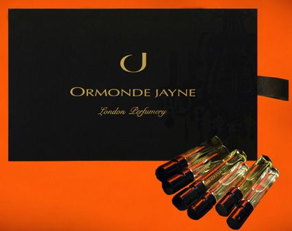Campione gratuito Profumo Ormonde Jayne London Perfumery