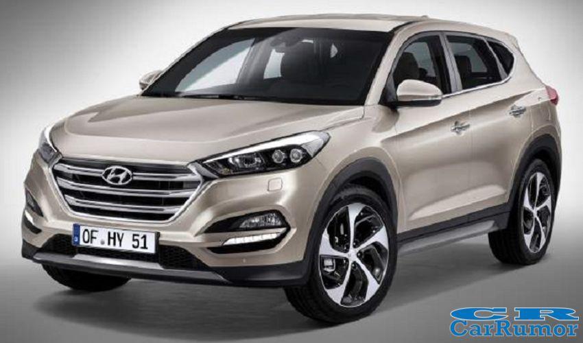 2018 Hyundai Tucson Release Date Changes Price Review And Design Rumors Car Rumor
