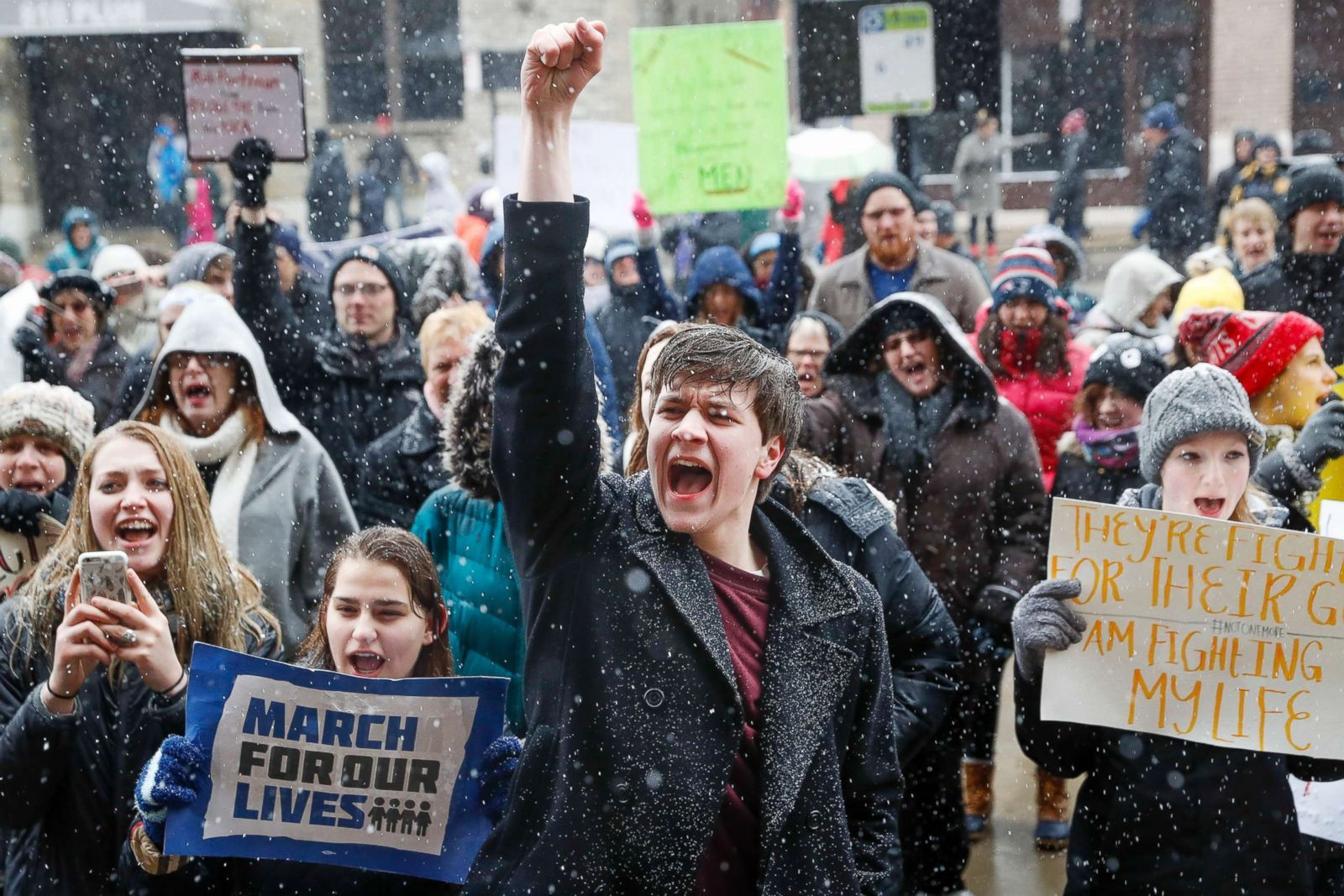 14 Abc News March 24 Ideas March For Our Lives New March Abc News